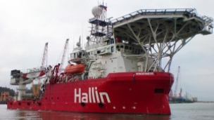 Hallin Marine completes COOEC FPSO mooring project offshore China