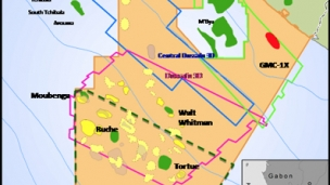 Harvest obtains complete seismic data for Dussafu Permit offshore Gabon