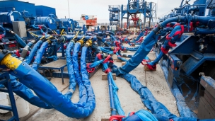 Recon targets domestic supply of China's fracking technology