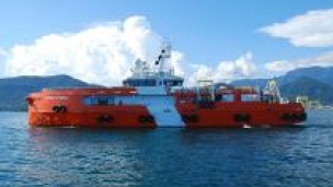 Incat Crowther has delivered the Sistac Victoria, a purpose-built RINA-classed, DP-2 monohull dive support vessel, to Sistac Sistemas De Acesso S.A. for service in Brazilian offshore waters