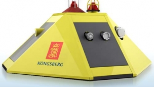 Kongsberg to develop gas hydrate monitoring technology