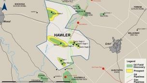 Oryx Petroleum spuds well in Kurdistan region of Iraq