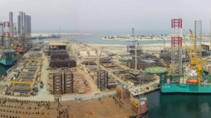 Lamprell bags NDC jack-up rig contracts in Abu Dhabi
