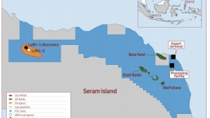 Citic spuds Lofin-2 offshore Indonesia