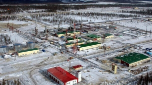 Novatek and Sibur expand Western Siberia's gas processing and transportation network