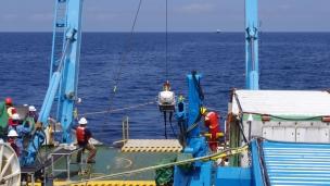 Ocean Floor Geophysics completes CSEM gas hydrate survey in Japan
