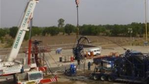 Oilex producing gas at Gujurat unconventional well