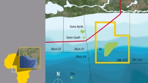 Panoro and partners commit to Aje field development offshore Nigeria