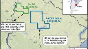 Petrel sees positive results from Uruguay seismic survey