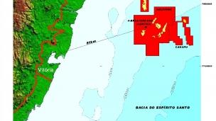 Petrobas uncovers pay at Espirito Santo drill