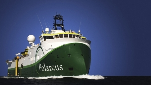 Polarcus and DMNG begins Arctic offshore survey