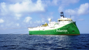 Polarcus has now reached the 50 per cent completion milestone in the acquisition of the Capreolus 3D multi-client project, the largest single 3D survey ever acquired offshore Australia