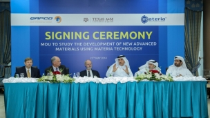 Qatar Petrochemical and Materia collaborate on downstream research and development