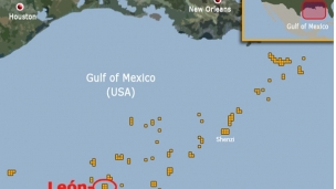Repsol has made a new discovery of high quality oil in the US Gulf of Mexico