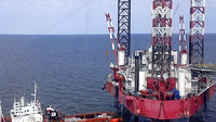 Rosneft and Lukoil begin construction of first North Caspian offshore well