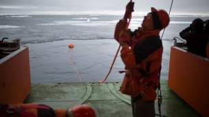 ExxonMobil and Rosneft begin Arctic 2D seismic shoot in the Laptev Sea