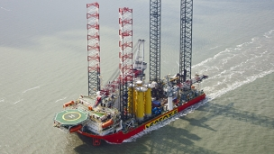 Keppel and Seafox work together to develop robust jack-up rig