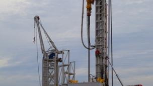 Oil block exploration