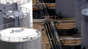 Chinese firm upgrades storage tanks