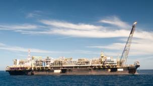 Petrobras uses FPSO in pre-salt exploration offshore Campos
