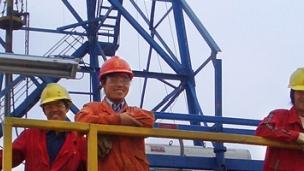 Sino Gas flows oil at Linxing horizontal drill onshore China