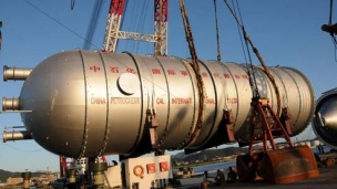 Sinopec doubles overseas crude oil production in a year