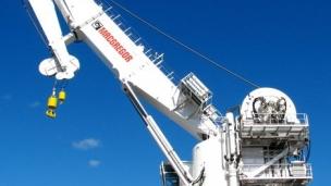 Macgegor provides subsea cranes in Malaysia