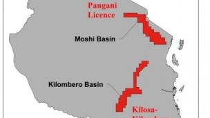 Swala detects 'string of pearls' hydrocarbon structures at Tanzania's onshore Kilombero basin