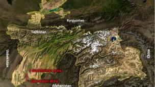 Edgo bags two blocks in a gas rich region of Tajikistan