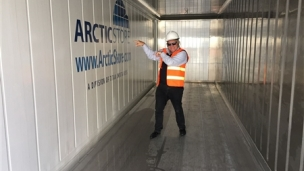 TITAN Containers has confirmed its largest single order for 20' and 40' Arctic SuperStores