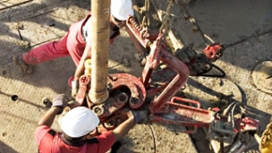 London-listed junior, Tullow Oil, has reported a USD 2bn pre-tax loss and suspected dividend payments
