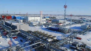 Gazprom's Zapolyarnoye most productive field in Russia