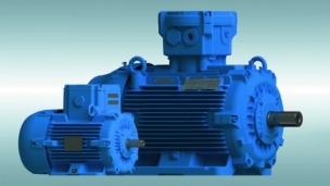 WEG launches market's most energy efficient flameproof motor at ADIPEC 2014