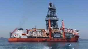 ExxonMobil charters Seadrill deepwater drillship for work offshore Nigeria