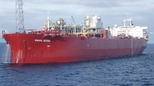 A consortium of Yinson Production (West Africa) Pte Ltd (YPWA) and Yinson Production West Africa Limited (YPWAL) have been awarded a contract for the chartering, operation and maintenance of an FPSO facility by Eni Ghana at the Offshore Cape Three Points Block (OCTP), located in the Tano Basin approximately 60 kilometres off the coast of Ghana