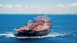 Petrobras launches new oil tanker