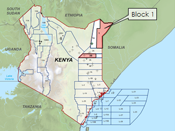 oil and gas in kenya Zarara oil & gas ltd, a subsidiary of midway resources international, reported that it has spudded pate-2 natural gas well on its production sharing contracts on blocks l4 and l13 near port lamu.
